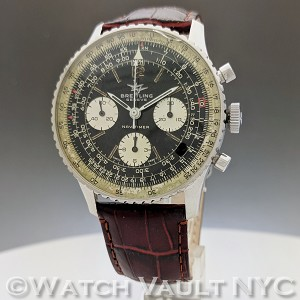Breitling Navitimer 806 1968 Vintage 41mm Manual
