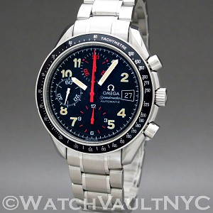 Omega Speedmaster Date Chronograph 3513.53 39mm Auto