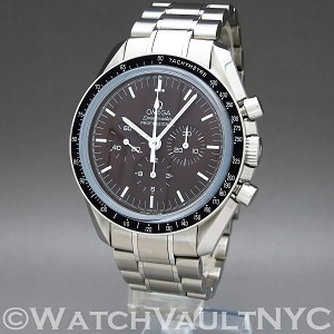 Omega Speedmaster Professional 311.30.42.30.13.001 Moonwatch Chocolate Sapphire Sandwich 42mm Manual