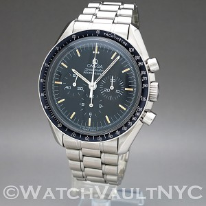 Omega Speedmaster Professional Moonwatch Display Back 3592.50 42mm Manual stainless steel Case Black Dial Unisex