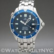 Omega Seamaster Professional 300M James Bond 2531.80 41mm Auto stainless steel Case Blue Dial Unisex