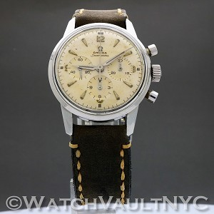 Omega Seamaster Chronograph CK14364-1 1960 Vintage Cal 321 35mm Manual