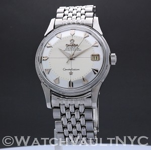 Omega Constellation Calendar  14393 34mm Auto
