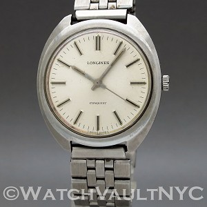 Longines Conquest 1500-4 1975 Vintage 36mm Manual