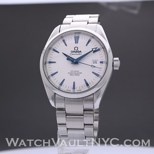 Omega Seamaster Aqua Terra  2503.33 39mm Auto stainless steel Case Silver Dial Unisex
