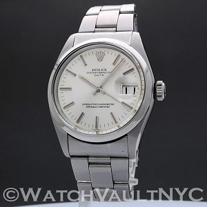 Rolex Oyster Perpetual Date 1500 34mm Auto
