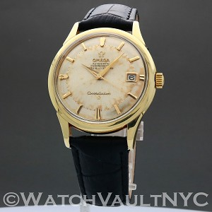 Omega Constellation ST168.001 Jumbo 1963 Vintage 37mm Auto