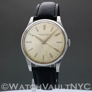 IWC Caliber 89 Vintage  PL_IW_89_36 36mm Manual