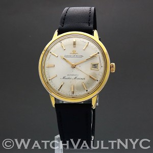 Jaeger LeCoultre Master Mariner Automatic  PL_JL_MM_34A 34mm Auto