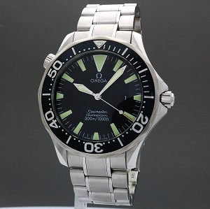 Omega Seamaster Professional 300M 2264.50 Sword Hands 41mm Quartz
