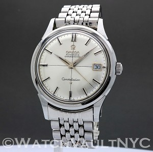 Omega Constellation 14777 1961 Vintage Jumbo 37mm Auto