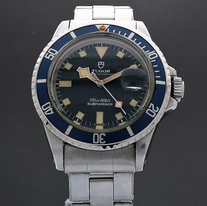 Tudor Submariner Snowflake 7021  39mm Auto