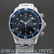 Omega Seamaster Professional 300M 2599.80 James Bond Chrono 42mm Auto