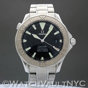 Omega Seamaster Professional 300M 2230.50 Sword Hands 41mm Auto