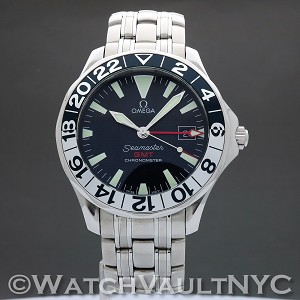 Omega Seamaster Professional 300M GMT 2534.50 50th Anniversary 42mm Auto