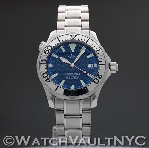 Omega Seamaster Professional 2263.80 Electric Blue 36mm Quartz