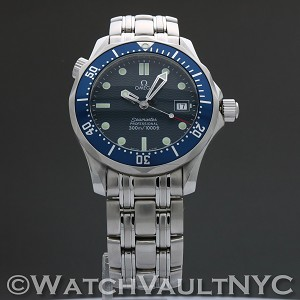 Omega Seamaster Professional 300M 2561.80 James Bond 36mm Quartz