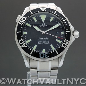 Omega Seamaster Professional 300M 2254.50 Jacques Mayol 41mm Auto