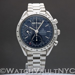 Omega Speedmaster Day Date 3521.80 Chronograph 39mm Auto