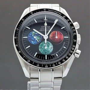 Omega Speedmaster Professional 3577.50 From Moon to Mars Chronograph 42mm Manual