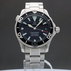 Omega Seamaster Professional 300M 2252.50 Sword Hands 36mm Auto