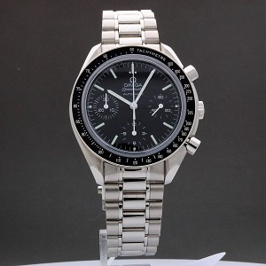 Omega Speedmaster Reduced 3539.50 Sapphire Crystal Chronograph 39mm Auto