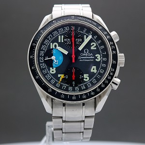 Omega Speedmaster Day Date 3520.53 Mark 40 Chronograph 39mm Auto