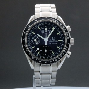 Omega Speedmaster Day Date 3520.50 Mark 40 Chronograph 39mm Auto