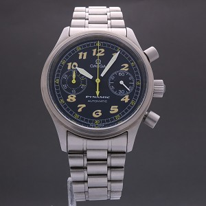 Omega Dynamic III 5240.50 Chronograph 36mm Auto