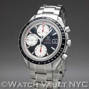 Omega Speedmaster Date Chronograph 3210.51 40mm Auto