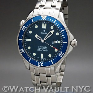 Omega Seamaster Professional James Bond 300M 2541.80 41mm Quartz