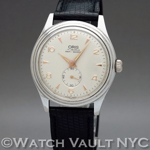 Oris 7427-40 Vintage 34mm Manual