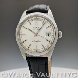 Tudor Oyster Prince Date+Day Jumbo 70170 1979 Vintage 39mm Auto